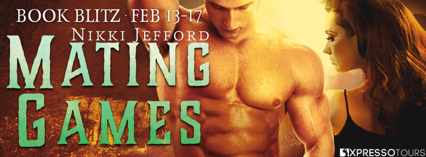Book Blitz: Mating Games by Nikki Jefford