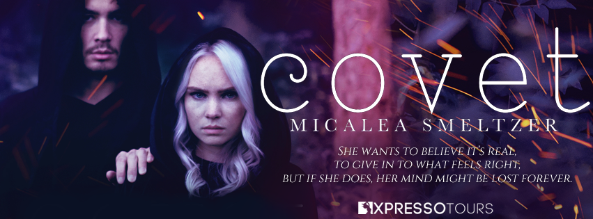 Covet by Micalea Smeltzer Cover Reveal