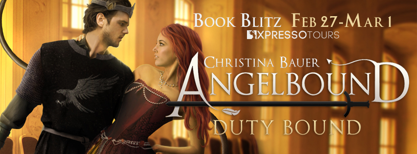 Book Blitz: Duty Bound by Christina Bauer