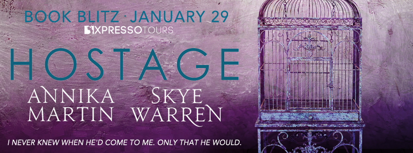 Book Blitz: Hostage by Skye Warren & Annika Martin