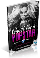 Review Opportunity: Quest for a Popstar by Katie Hamstead