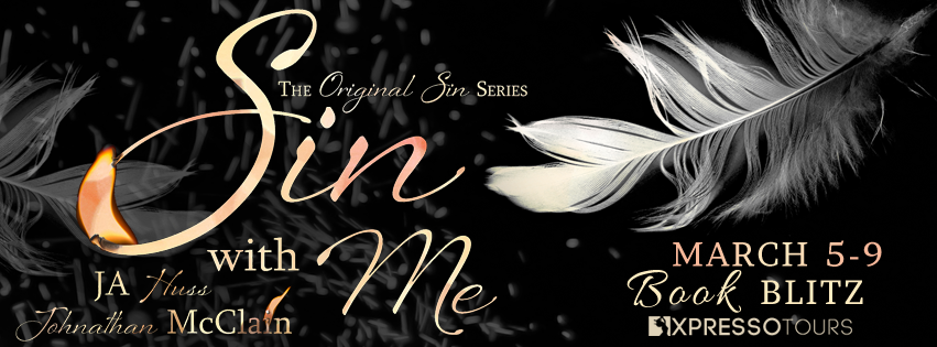 Blitz: Sin With Me  by JA Huss & Johnathan McClain