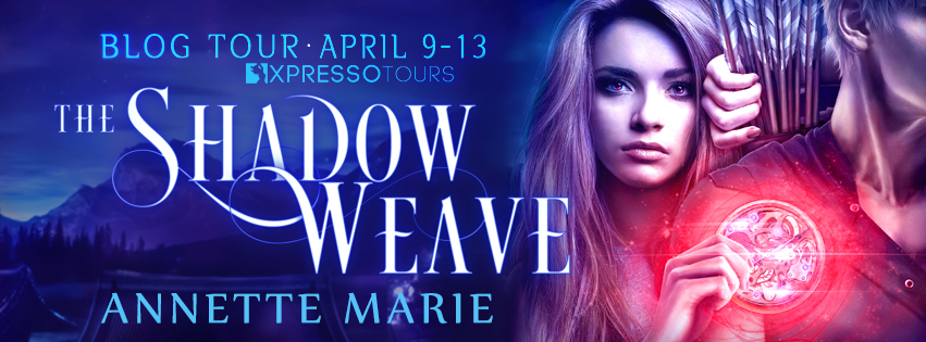 Blog Tour: The Shadow Weave by Annette Marie