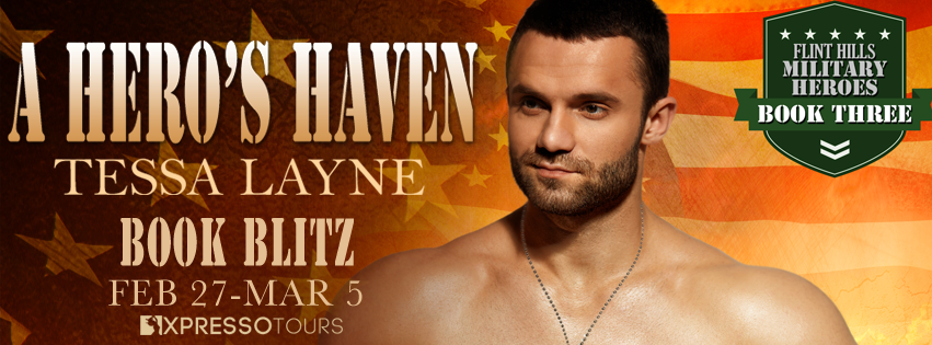 A Hero's Haven by Tessa Layne – Blitz and Giveaway