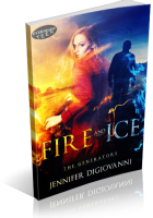 Review Opportunity: Fire in Ice by Jennifer DiGiovanni