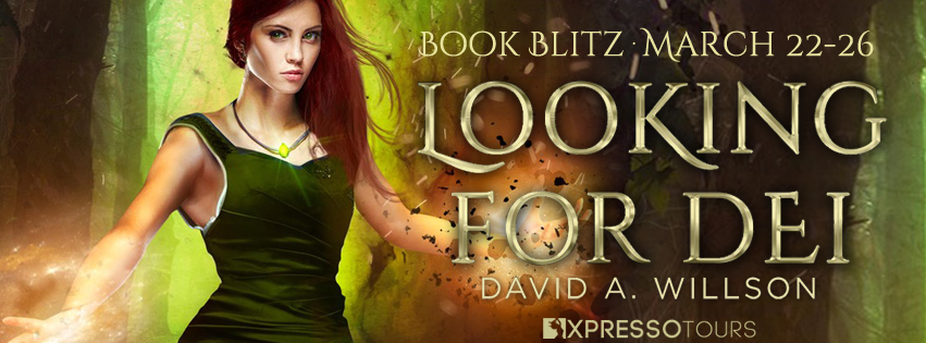 Book Blitz: Looking for Dei by David A. Willson