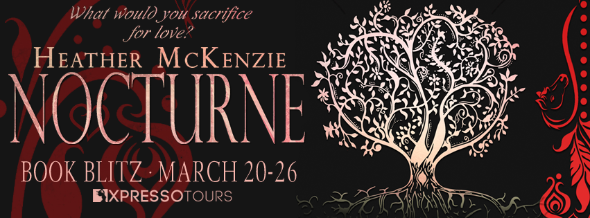 Book Blitz: Nocturne by Heather McKenzie