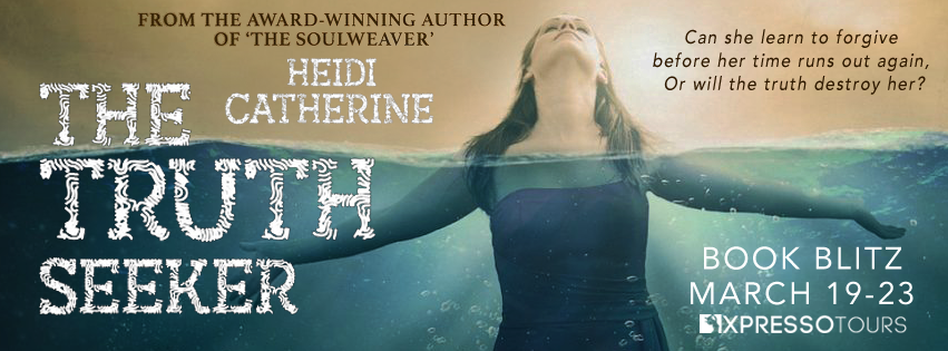 Book Blitz: The Truthseeker by Heidi Catherine
