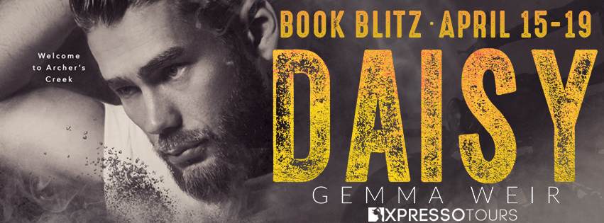 Book Blitz: Daisy by Gemma Weir