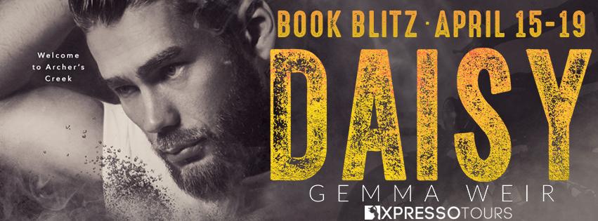 Book Blitz: Daisy by Gemma Weir