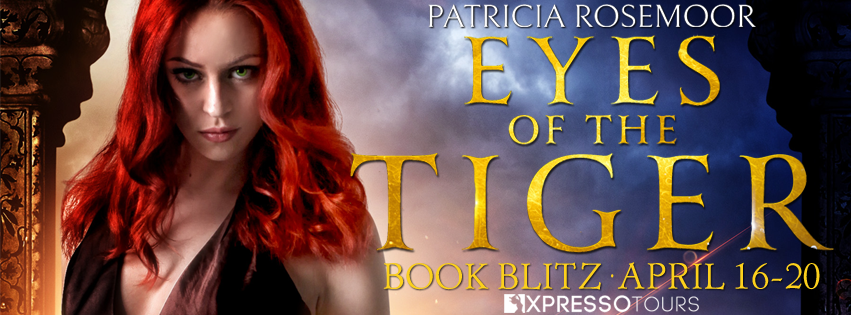 Book Blitz: Eyes of the Tiger by Patricia Rosemoor
