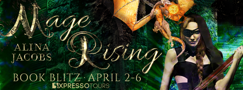 Book Blitz: Mage Rising by Alina Jacobs