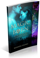 Review Opportunity: Magic Born by Rayanne Haines