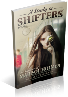 Tour: A Study In Shifters by Majanka Verstraete