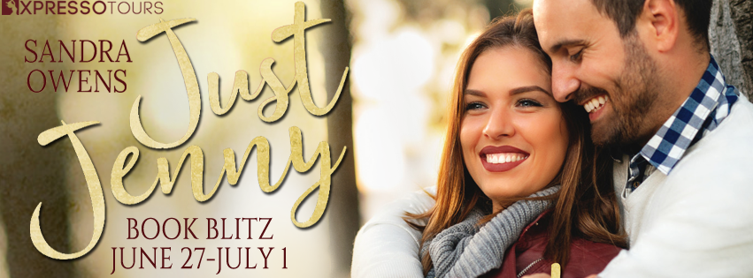 Book Blitz: Just Jenny by Sandra Owens