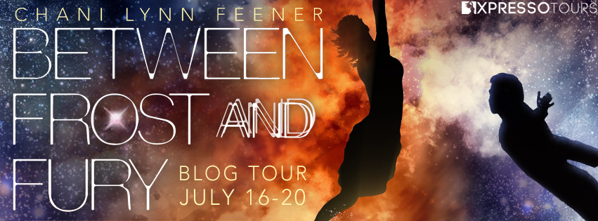 Blog Tour: Between Frost and Fury by Chani Lynn Feener
