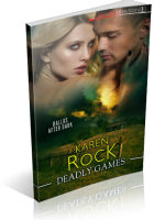 Review Opportunity: Deadly Games by Karen Rock