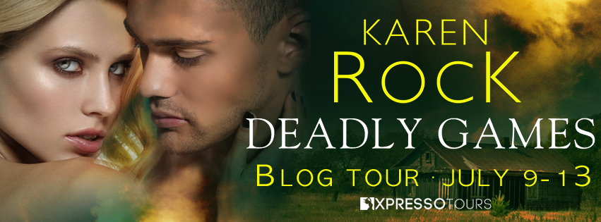 Deadly Games by Karen Rock – Excerpt