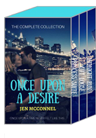 Review Opportunity: Once Upon a Desire: The Complete Collection by Jen McConnel