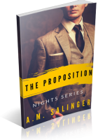 Review Opportunity: The Proposition by A.M. Salinger