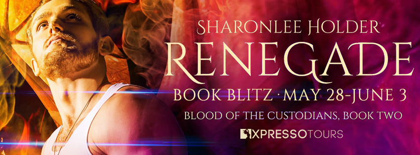 Book Blitz: Renegade by Sharonlee Holder