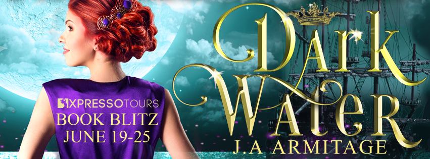 Book Blitz: Dark Water by J.A. Armitage + Giveaway (INTL)