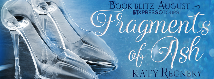 Book Blitz: Fragments of Ash by Katy Regnery