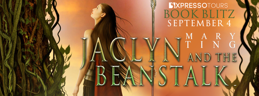 Book Blitz:  Jaclyn and the Beanstalk by Mary Ting