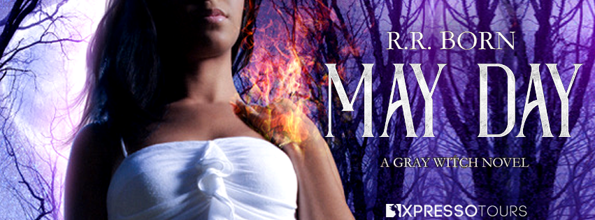 Cover Reveal: May Day by R.R. Born