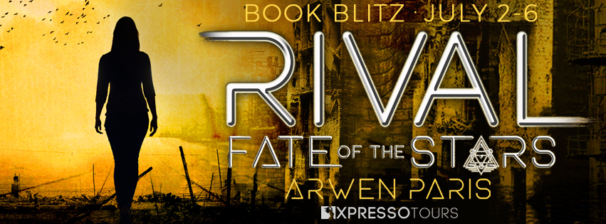 Rival by Arwen Paris – Blitz and Giveaway