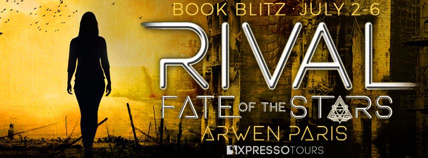 Book Blitz: Rival by Arwen Paris