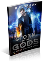 Tour: Storm of the Gods by A.R. Braun
