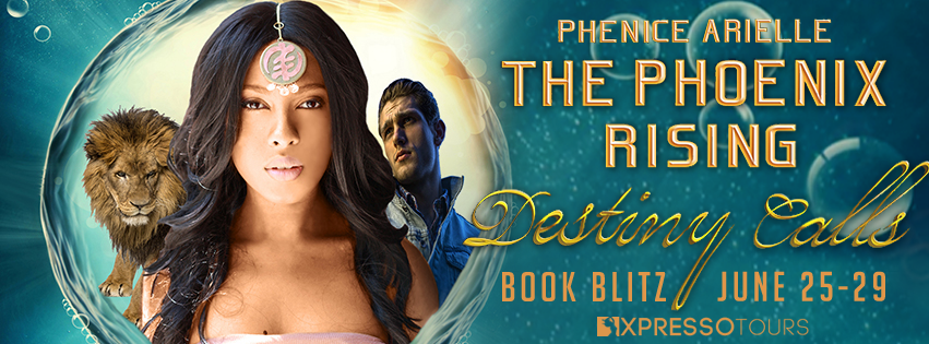 Destiny Calls by Phenice Arielle – Sale Blitz and Incredible Giveaway