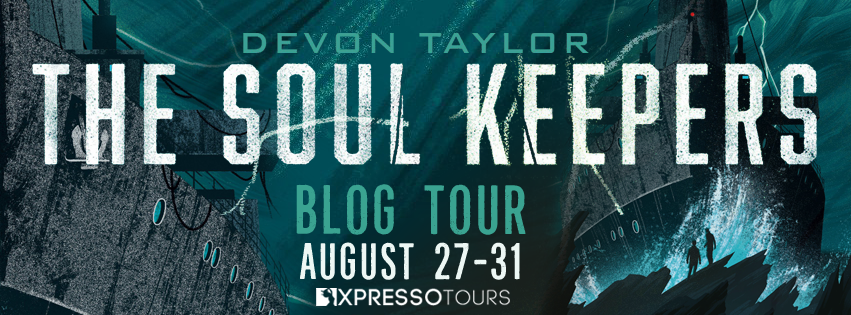The Soul Keepers by Devon Taylor – Blitz and Giveaway