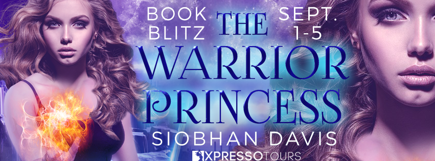 Book Blitz: The Warrior Princess by Siobhan Davis