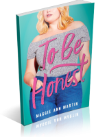 Tour: To Be Honest by Maggie Ann Martin