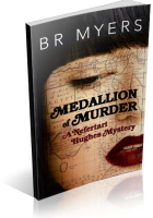 Tour: Medallion of Murder by B.R. Myers