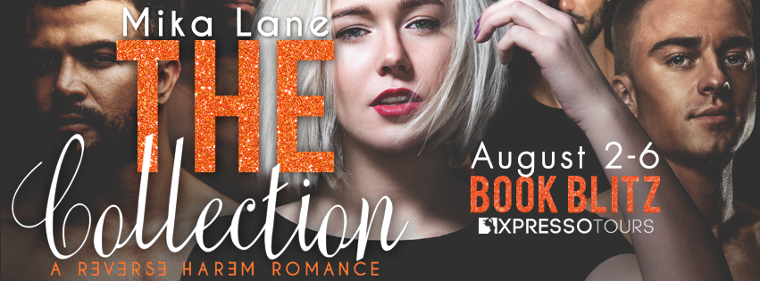 Book Blitz: The Collection by Mika Lane