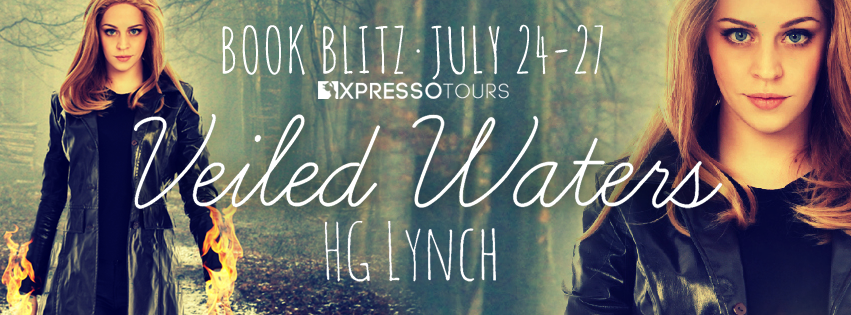 Veiled Waters by H.G. Lynch – Blitz and Giveaway