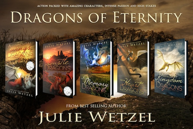 For the Kingdom of Dragons By Julie Wetzel