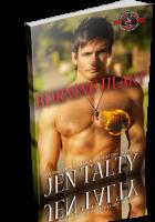 Review Opportunity: Burning Heart by Jen Talty