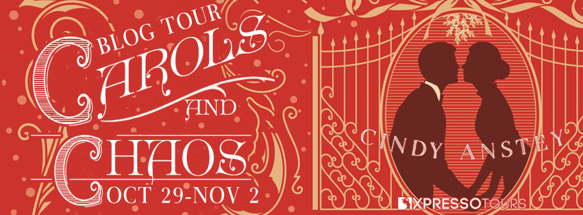 Blog Tour: Carols and Chaos by Cindy Anstey — Guest Post + Giveaway (INTL)