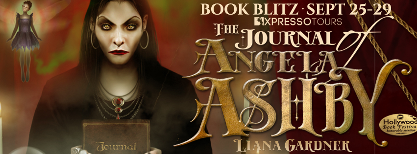 Book Blitz: The Journal of Angela Ashby by Liana Gardner