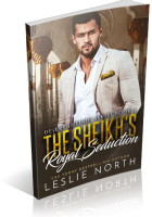 Blitz Sign-Up: The Sheikh's Royal Seduction by Leslie North