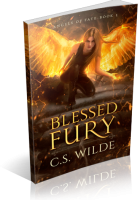 Review Opportunity: Blessed Fury by C.S. Wilde