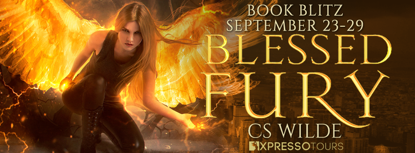 Blessed Fury by C.S. Wilde – Blitz and Giveaway