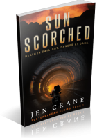 Blitz Sign-Up: Sunscorched by Jen Crane