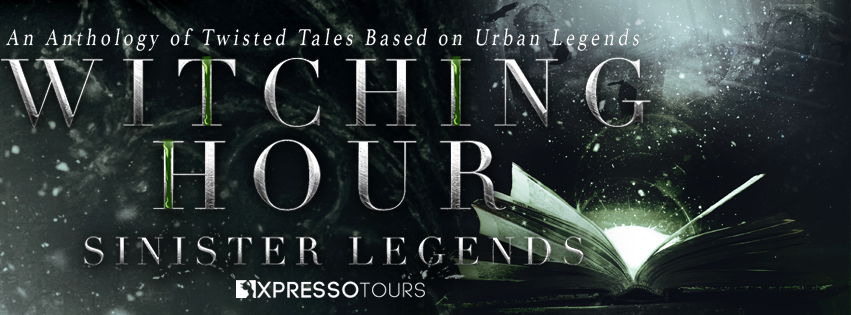 Witching Hour Sinister Legends Cover Reveal