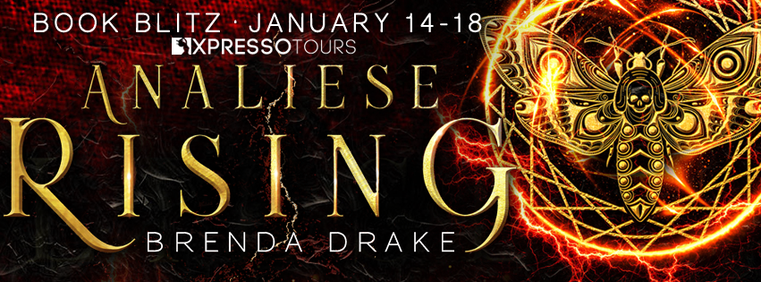 Book Blitz: Analiese Rising by Brenda Drake
