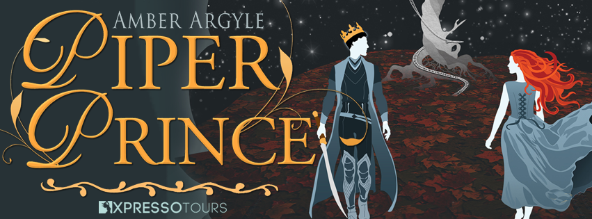 Cover Reveal: Piper Prince by Amber Argyle